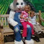 Easter Bunny Underwood Farms
