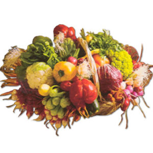 Gift Baskets - Vegetable Only